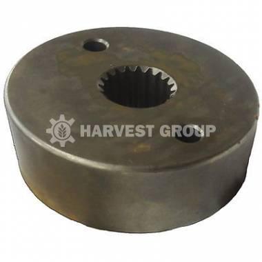 Муфта шліцева вертикального шнека верхня H128861